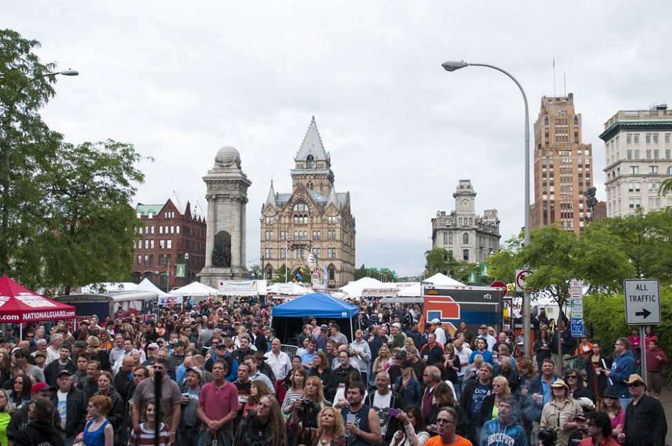 Taste of Syracuse Festival
